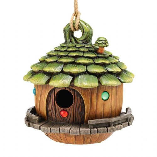 Enchanted Guardians Acorn Birdhouse